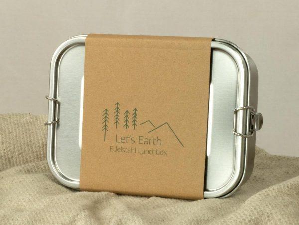 Auslaufsichere Lunchbox aus Edelstahl kaufen
