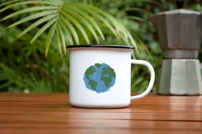 Tasse - Planet Erde