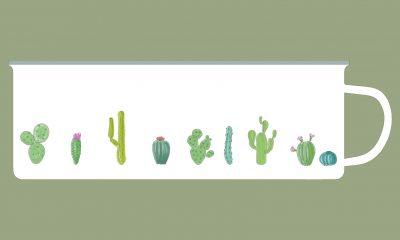 Kaktus Tasse - Design