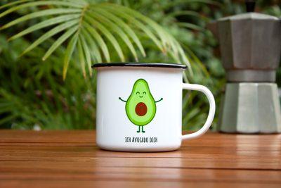 Avocado Tasse