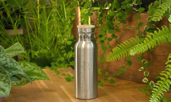 Edelstahl Thermoflasche 500 ml