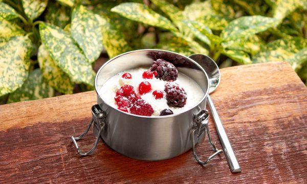 Lunchbox M mit Joghurt