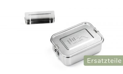 Ersatzteile für die Edelstahl Lunchbox