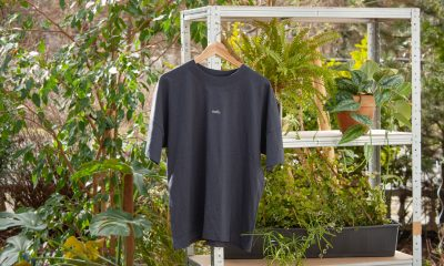 Nofu T-Shirt - india ink grey