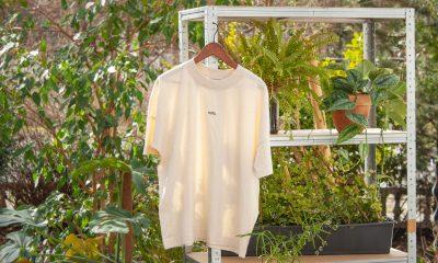 Nofu T-Shirt - natural raw