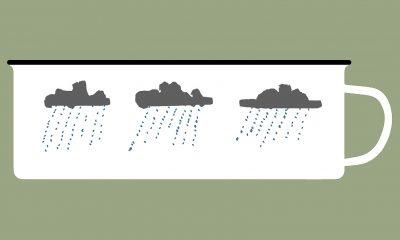 Regenwolken - Tassenvorschau