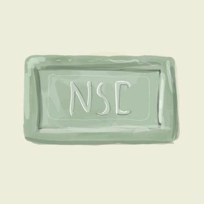 NCS zertifizierte Seife