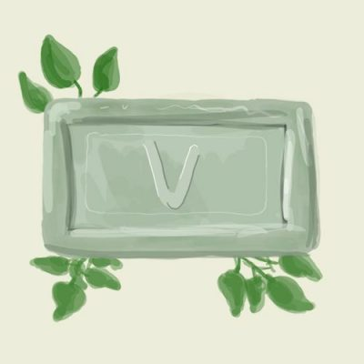 Vegane Seife